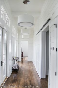 Make an Entrance. 10 Of My Favorite Interiors with Barn Doors.