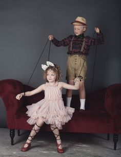 Halloween Costumes marionette and wooden doll