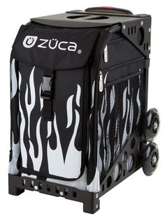 Zuca Sport Bag - FORGED with Black Frame
