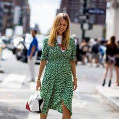 New in! Dalton Crepe Dress @pernilleteisbaek #ganni #gannigirls - Shop link in bio