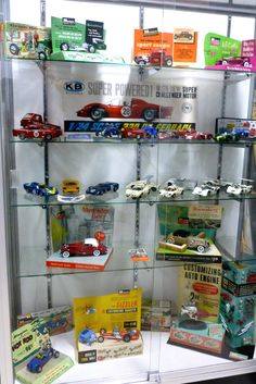 Vintage Slot Car Blog — Los Angeles Slot Car Museum