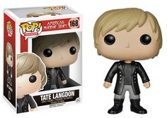 Funko Pop Television American Horror Story Tate Langdon - Mint In Box in Toys, Hobbies, Action Figures, TV, Movie & Video Games Evan Peters, Pop Vinyl Figures, Funko Pop Figures, American Horror Stories, American Horror Story Seasons, Ahs, Funk Pop, Pop Toys, Lego