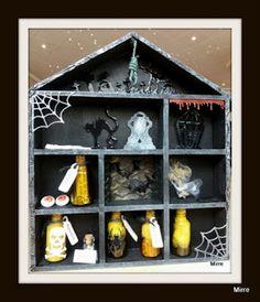 Mirre´s scraphörna: Halloween