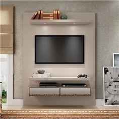 Home Suspenso com Espelho e LED TB106E - Dalla Costa - TB106E - Fendi