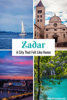Photo Essay: Experiencing a city like a local is my ultimate travel desire. While in Zadar, Croatia the relaxed, welcoming atmosphere made me feel at home.