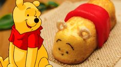 Feeling so rumbly in your tumbly? Winnie the Pooh Tsum Tsum treats are easy to make, and they're perfect for a Hundred Acre Wood themed birthday party!