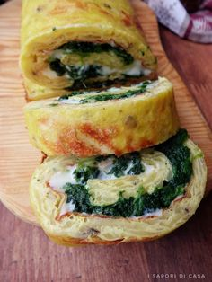 Real Food Recipes, Vegetarian Recipes, Tasty, Yummy Food, Spinach And Cheese, Fake Food, Antipasto, Street Food, Finger Foods