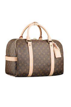 El bolso de viaje de Louis Vuitton