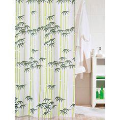 AWD Interior Zasłonka prysznicowa Bambus 180 cm x 180 cm kupuj w OBI
