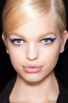 Get Inspired: Wear Colored Liner This Summer | Beauty High