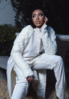 "Fur Jacket and Pant: Ayasa Afi   One of 2015's biggest Hip-Hop hit was the song ""Coco"" by OG Genesis. Everyone was so amused with the catchy chorus that goes ""I'm in l…"