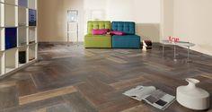 Vintage Wood Porcelain Floor Tiles - Vintage Wood Effect - Wood Effect - Tiles Parquet Flooring, Grey Flooring, Floors, Wood Effect Floor Tiles, Tile Floor, Kitchen Wall Tiles, Kitchen Flooring, Vintage Tile, Vintage Wood
