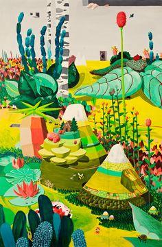 garden by julia gruner at mammoth.