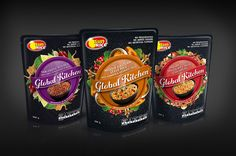SunRice Global Kitchen on Packaging of the World - Creative Package Design Gallery