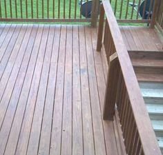 The level of durability available in our extreme, semi-transparent wood stain is unmatched. It's one of our most innovative and high performance products. Outdoor Wood Stain, Outdoor Wood Furniture, Dark Deck, Best Deck Stain, Semi Transparent Stain, Cool Deck, Backyard Patio Designs, Wood Siding, Wooden Decks