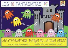 LOS 10 FANTASMITAS. ACTIVIDADES ABN