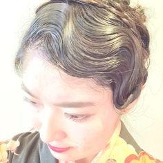 「卒業式はせっかくの袴だもんっ♡【大正ロマン】な髪型でキメましょっ!」に含まれるinstagramの画像 MERY [メリー]