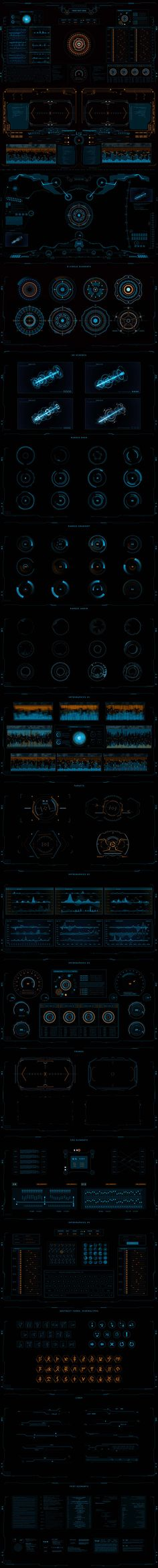 250 HUD SCI-FI 1.1./ FREE UPDATEPerfect for sci-fi teasers and trailers, small-scale films, broadcast design. This packaged collection of UI elements makes it quick and easy for you to take control...