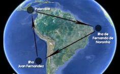 Conexão Maia – Brasil (Ilha de Fernando de Noronha)
