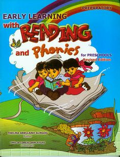 The EARLY LEARNING with READING and Phonics Series [Revised Edition] (Nursery, Kinder, Prep)
