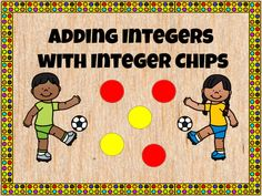 Adding Integers with Integer Chips