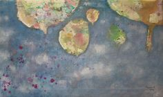 Arilic on canvas. 32 x 46 cm. 2013