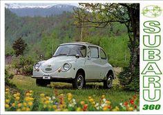 Subaru 360 #MelvilleSubaru #360 #Subaru Kei Car, Japanese Domestic Market, Subaru Cars, Car Brochure, Automotive News, Japanese Cars, Retro Cars, Impreza, Autos