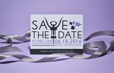 Uncorked Vineyard Wedding Save the Dates for a vineyard or winery wedding. - Wine Country Occasions, www.winecountryoccasions.com