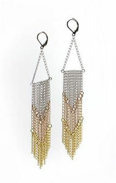 Metal Madness Earrings
