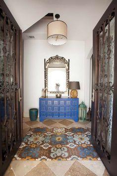 Марокканский стиль в интерьере техасского особняка photo
