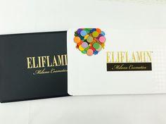 Eliflamin Box  Gold & white