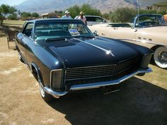 '65 Riviera at the Casual Concours in Palm Springs