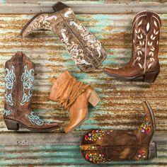 We love cowgirl boots!!http://www.countryoutfitter.com/womens?lhs=u_p_p_n_alhb=colhc=womens_bootslhg=cowgirl_bootsutm_source=pinterestutm_medium=social