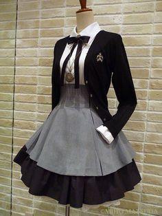 Wiem że prawdopodobnie jest to bardzo nie praktyc… – … I know that this is probably not very practical … – Cosplay Outfits, Anime Outfits, Mode Outfits, Dress Outfits, Fashion Dresses, Anime Inspired Outfits, Casual Dresses, Scene Outfits, Dresses Dresses