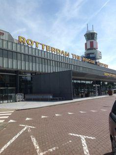 Rotterdam The Hague Airport (RTM) en Rotterdam, Zuid-Holland