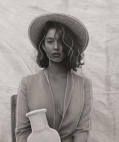 Portrait of Nika Biggs by Bianca Tuzée Dark Portrait, Foto Portrait, Artistic Photography, Creative Photography, Photography Poses, Concept Photography, Photography Lessons, Photography Business, Landscape Photography