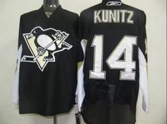 Pittsburgh Penguins 14 Chris KUNITZ Home Jersey