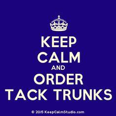 Tack Trunks