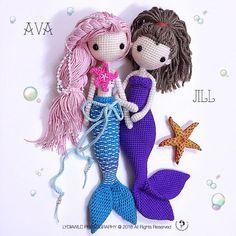 Ava & Jill My LCD2 & LCD1