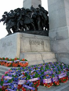 Remembrance Day - National War Memorial, Ottawa
