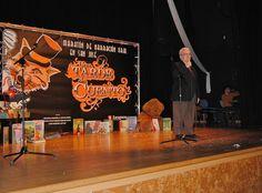 UBPMZ.Biblioteca José Antonio Rey del Corral. III Maratón de narración oral de San José, 24 de mayo de 2013. Jesús