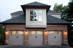 Brightside at Ruxton - traditional - Garage And Shed - Baltimore - Goodier Baker Homes