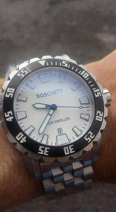 #boschett #cave #dweller #microbrand #divers #watch