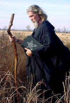 male witch (still called witch- NOT a warlock!)
