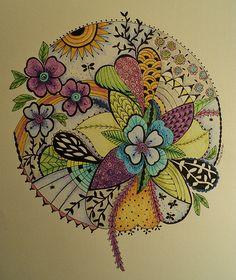 Doodle by Madeleine De Kemp