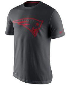 Nike Men's New England Patriots Travel Dri-fit T-Shirt