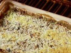 Turkey Tetrazzini : If you can't handle one more day-after turkey sandwich, put your Thanksgiving leftovers to work in this hearty casserole. Not only will it use up the bird, but the recipe also calls for odds and ends you likely have on hand after the feast, like white wine, mushrooms and plenty of turkey or chicken broth.
