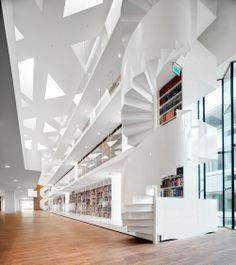 Centro Educativo Universidad Erasmus Centro Medico / Claus en Kaan Architecten Educational Center Erasmus University Medical Center / Claus en Kaan Architecten – Plataforma Arquitectura
