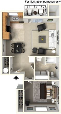 Need to see this apartment in person? Come by for a personal tour!