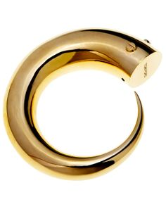 "Gold ""bone"" bracelet"